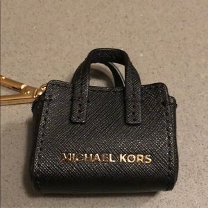 Michael Kors mini purse key chain
